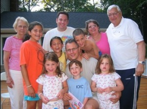 arthur and family